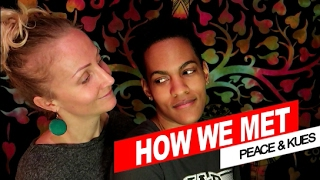 How We Met And Some Advice  ~ Interracial Lesbian Couple
