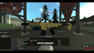 Exploiter in Phantom forces [Roblox]