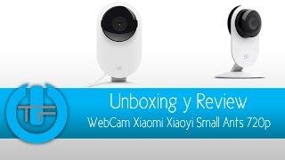 Xiaomi Xiaoyi Small Smart Webcam   Unboxing & Review