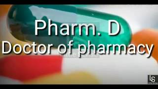 Do you know about PHARM.D | Course
