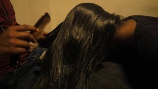 Head Massage with Castor Oil for Faster Hair Growth - Part 2
