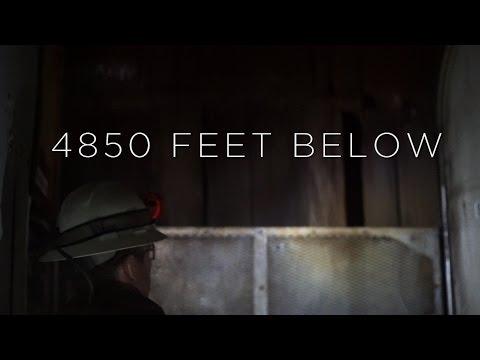 4850 Feet Below The Hunt for Dark Matter