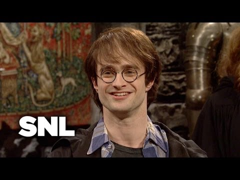 Harry Potter Epilogue - Saturday Night Live