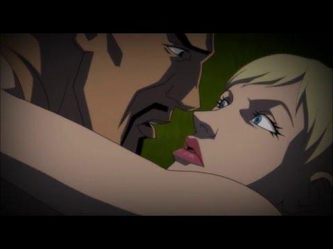 harley quinn y deadshot escena sexual latino-Asalto en Arkham