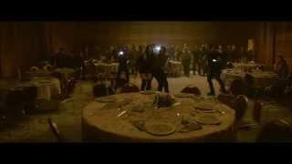 The Mortal Instruments - Hotel Dumort fight scene