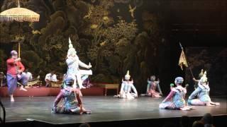 Thailand's Khon at the Royal Albert Hall