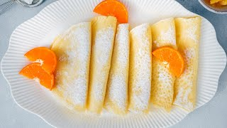 Very Thin Gluten Free Crepes