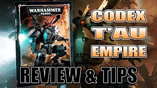 Top 10 Tau Codex Tips To Make the Army Work