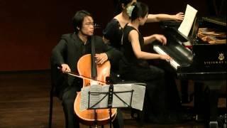 Rachmaninoff Sonata for Cello and Piano in g minor, 2nd mov