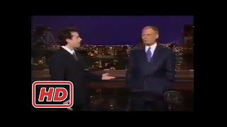 [Talk Shows]The David Letterman Joke that stopped Hillary Clinton from ever becoming President