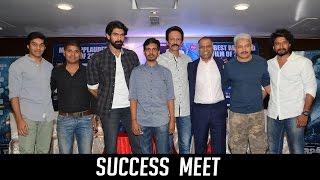 Ghazi Movie Success meet | Rana Daggubati, Taapsee Pannu, Kay Kay Menon | TFPC