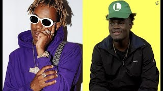 Rich The Kid Blasts Ugly God for 'Lowkey Hating' on him after Offering to sign him for $100,000