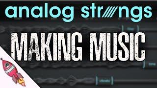 How Rockit Gaming Makes Joy Of Creation Music | Output Analog Strings |Rockit Gaming