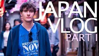 JAPAN 2017 VLOG | PART 1