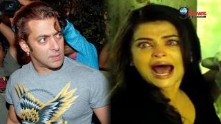 SHOCKING: सलमान को फिर आया गुस्सा कहा थप्पड़ मार दूंगा | Salman Khan Loses Temper On Co-Star