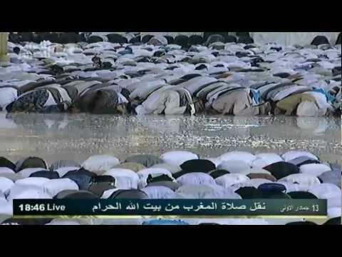 HD Heavy Rain in Makkah 5th April 2012 امطار غزيرة على الحرم المكي