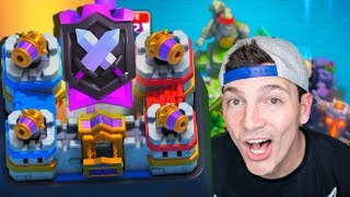 CLAN WARS UPDATE IS HERE - CLASH ROYALE NEW UPDATE