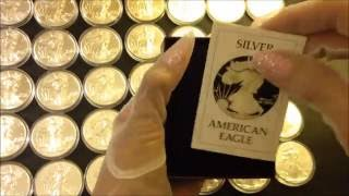 Why American Silver Eagles? UNBOXING A Beautiful Coin
