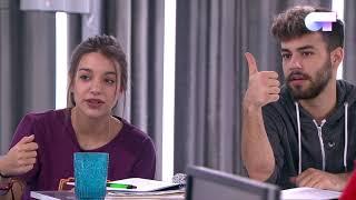 BROMA a Manu Guix en el ensayo de 'Cuéntame' | LOS MEJORES MOMENTOS | OT 2017