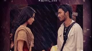 Kutty - Love Bgm | Kutty Sad BGM | Dhanush Love whatsapp status video