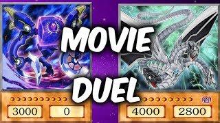 Yugioh CUBICS vs MALEFIC (Yugioh Movie Character Duel)