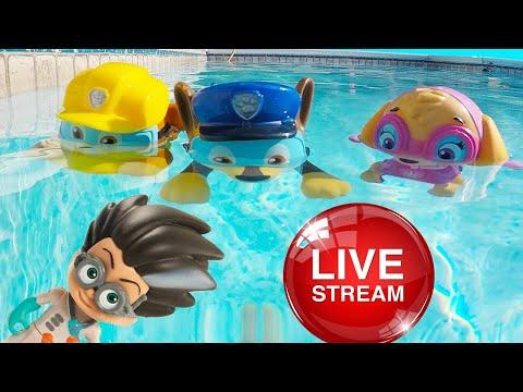 Xxx Mp4 Ellie Sparkles TV ⭐ Summer Pool Challenge Fun With Paw Patrol Jail Rescue Slime Challenges 3gp Sex