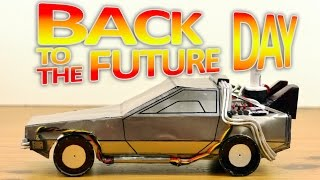 Back To The Future Day!