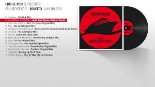 CruiseCast #011 - Makito - January 2016