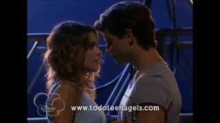 Violetta y Diego - Kiss the girl