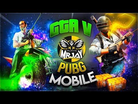 🔴 GTA 5 & PUBG MOBILE PAKISTAN INDIA JAYPLAYS LIVESTREAM