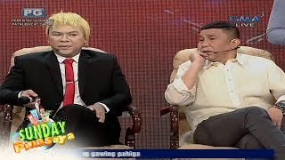 Sunday PinaSaya: Juterte na-bad trip kay Donald Trumpet?