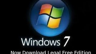 How To download Windows 7 free full version