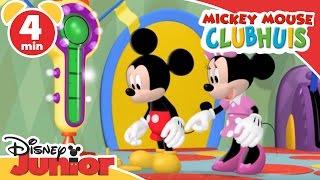 Mickey Mouse Clubhuis | Maffe dingen schakelaar | Disney Junior NL