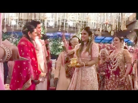 Xxx Mp4 LIVE Inside Video Of Mukesh Ambani 39 S Son Akash Ambani 39 S WEDDING Ceremony With Shloka Mehta 3gp Sex