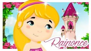 Raiponce - Petit chaperon rouge - contes en dessin animé pour les enfants - Titounis