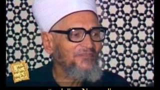 أمسية نادرة للدكتور عبدالحليم محمود عن ثمرة الإنفاق فى سبيل الله