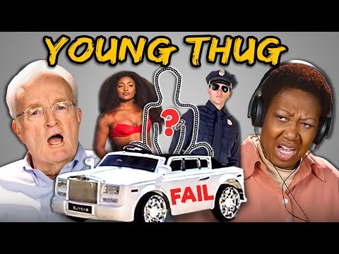 Xxx Mp4 ELDERS REACT TO YOUNG THUG S 100 000 FAILED MUSIC VIDEO Wyclef Jean 3gp Sex