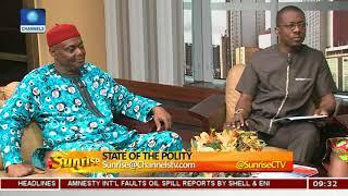 Declaring Herdsmen Terrorists Now Will Be Better For Nigeria--Analysts Pt.3 |Sunrise|