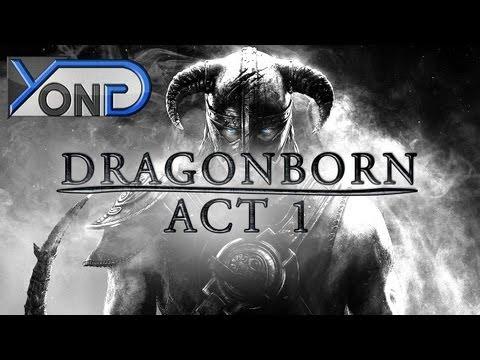 Dragonborn Act I Skyrim Fan Movie