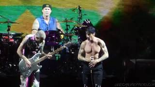 Red Hot Chili Peppers - Aeroplane - MSG night#2 - [Multi-Cam] (SBD audio)