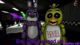 [FNAF SFM] Top 5 Five Nights At Freddy