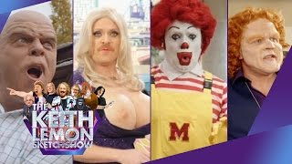 The Keith Lemon Sketch Show Best Bits Of Series 2 | Compilation