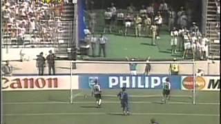 1994 Worldcup, South Korea vs Germany, Highlight