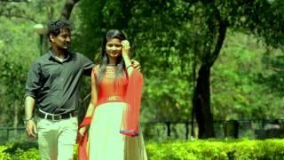 Prewed moments- Anil+ Nishmitha- Using Ninna danigagi song.