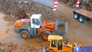 CONSTRUCTION SITE - RC MODELS - RC AT WORK! RC SHOW!