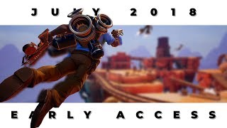 Top 3 Best Early Access Games // July 2018