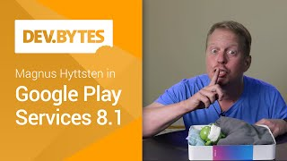 Google Play Services 8.1