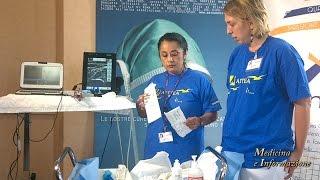 PICC e Power Glide per somministrare farmaci nelle cure palliative