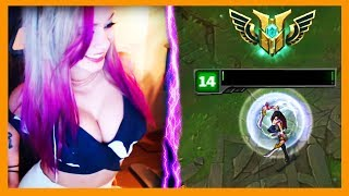 Perfect Girl Moments - League of Legends