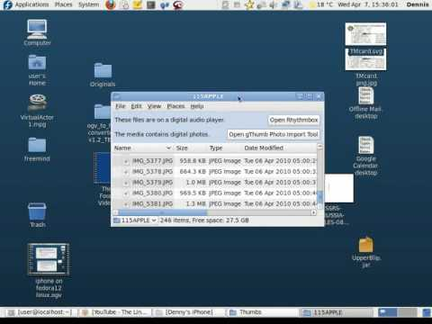 download as mp4 and put on iphone on fedora 12.ogv.flv